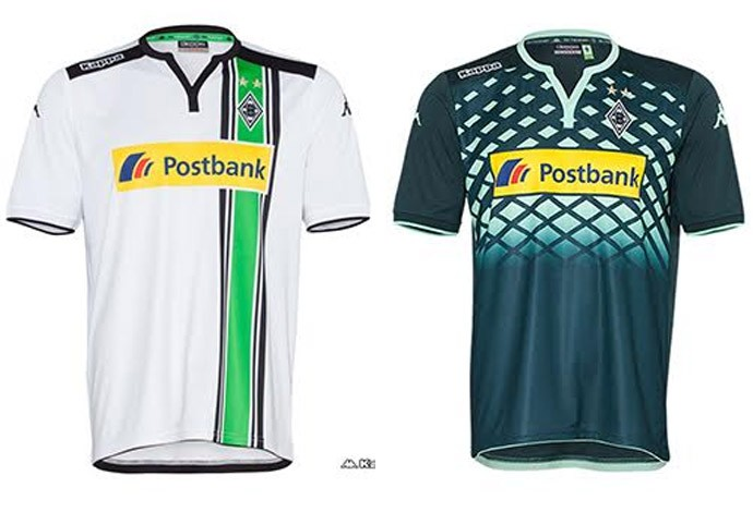 Veja os uniformes de todas as equipes do Campeonato Alemão de 2015 ... 473f0b555a995