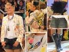 Inspirada no Chacrinha, Xuxa inova no visual. Anote as dicas e faça também!
