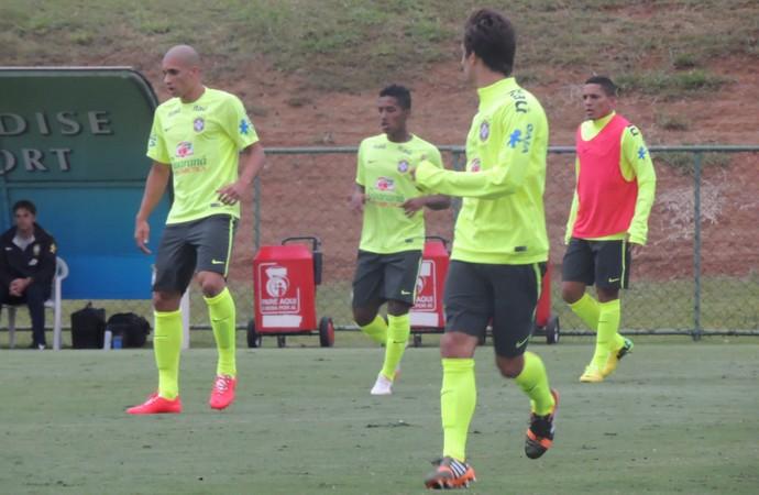Seleção Brasileira Sub-21 - Mogi das Cruzes (Foto: Rodrigo Mariano)