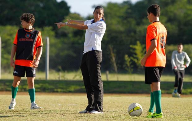 Nilmara Guaratingueta (Foto: Gustavo Tilio / Globoesporte.com)