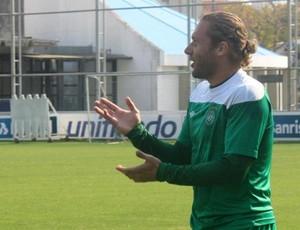 Rodrigo Gral, Chapecoense (Foto: Divulgação, Chapecoense)