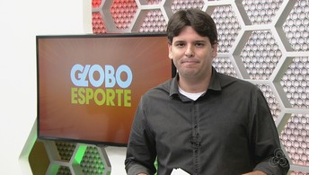 Assista à íntegra com Globo Esporte  AM desta segunda-feira (30)