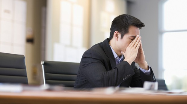 estresse; nervosismo; chefe; (Foto: ThinkStock)