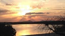 Confira as fotos do amanhecer que foram destaque na última semana (Keylla Fernandes)