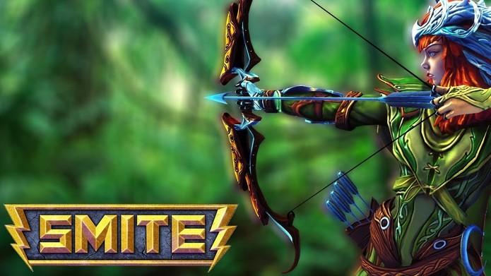 Artemis é a deusa certa para iniciantes de Smite (Foto: Divulgação/HiRez)