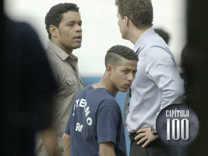 Wolnei assume envolvimento com Murilo (Foto: TV Globo)