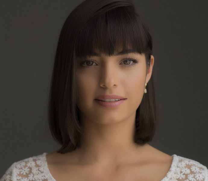 A Paranaense Cynthia Senek fará parte do novo elenco de Malhação 20, que estreia no próximo dia 17 de agosto (Foto:  Reprodução/Redes Sociais)