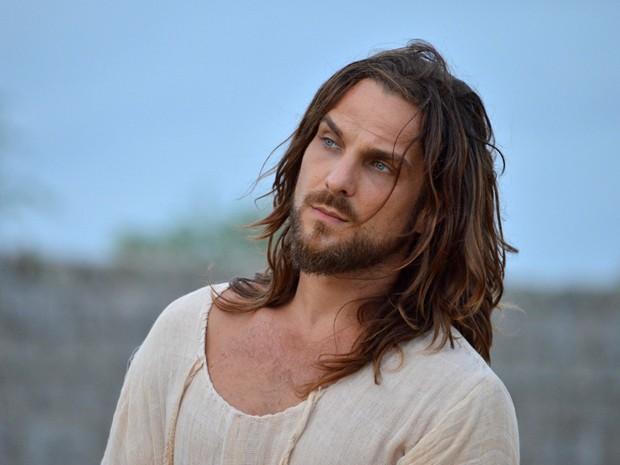 O ator foi convidado para o espetáculo Paixão de Cristo de Nova Jerusalém (Foto: Arquivo pessoal)