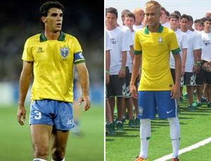 cdf5760746 Estilistas avaliam camisa da seleção brasileira e desenham novos ...