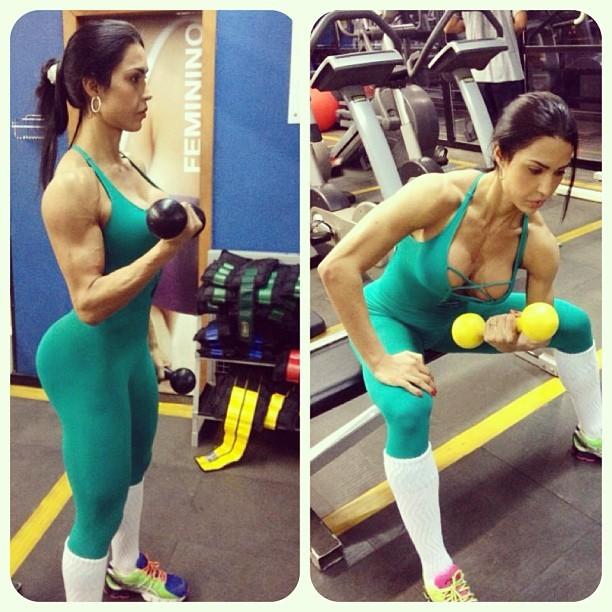 Gracyanne Barbosa (Foto: Instagram/Reprodução)