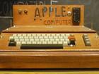 Primeiro computador da Apple é leiloado por US$ 374,5 mil nos EUA
