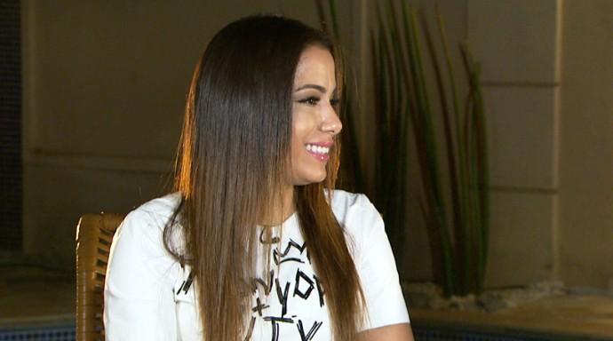 Anitta de diz contra rótulos aos quais 'funkeiros' são submetidos (Foto: Reprodução / EPTV)