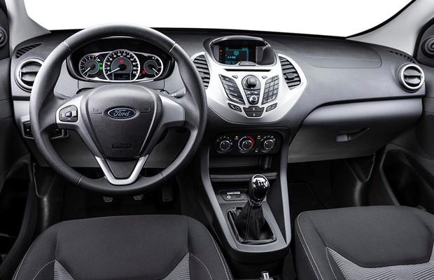 Ford Ka+ (Foto: Ford)