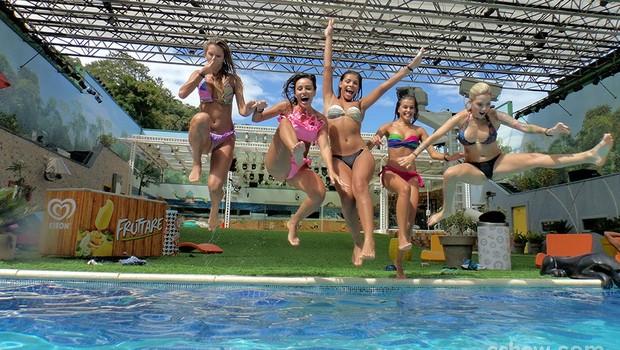 galeria piscina bbb14 (Foto: BBB)