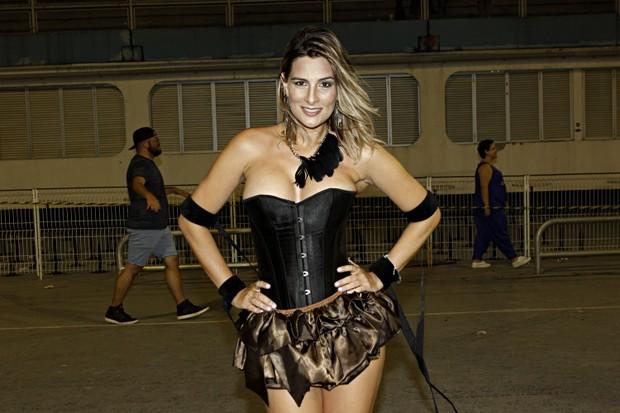 Vanessa Alcantara  (Foto: Celso Tavares / Ego)