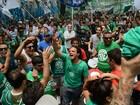 Milhares marcham na Argentina contra revisão de empregos públicos