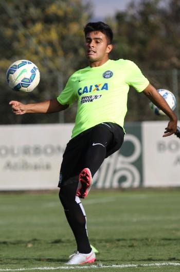 Rafhael Lucas Coritiba (Foto: Divulgação Coritiba)