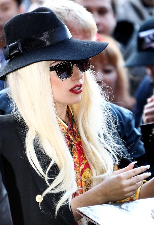 """Lady Gaga segue com a """"Born This Way Ball Tour"""" que já passou pelo Rio de Janeiro, São Paulo e Porto Alegre (Foto: Getty Images)"""