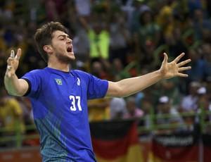 BLOG: Brasileiro está na lista do All Star Team da Liga dos Campeões de handebol