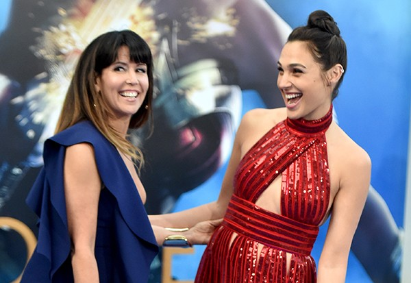 Patty Jenkins e Gal Gadot (Foto: Getty Images)
