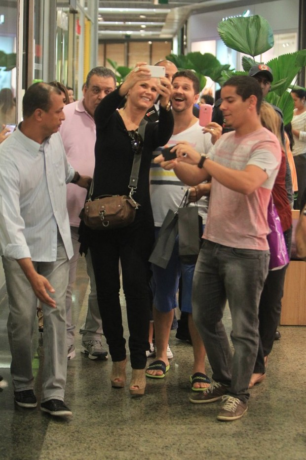 Xuxa (Foto: Marcus Pavão/AgNews)