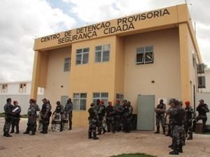 Preso foi encontrado morto no Centro Detenção Provisória (Foto: Biné Morais/O Estado)