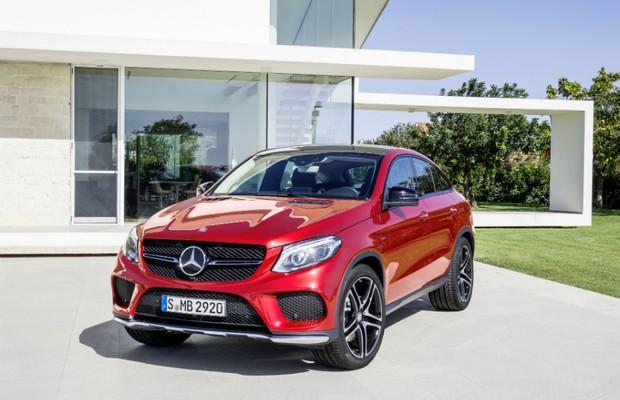 Mercedes-Benz GLE chega ao Brasil no fim de 2015