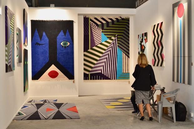 Dubai Design Week (Foto: Natália Martucci / divulgação)