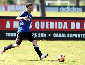 Chicão Treino Flamengo (Foto: Alexandre Vidal / Fla Imagem)