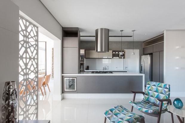 Apartamento Rosana Pintor (Foto: EDER BRUSCAGIN/DIVULGAÇÃO)