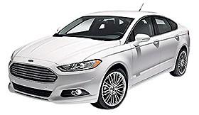 Ford Fusion Flex (Foto: Ford)