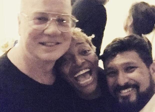 Luiz Fernando Guimarães, Mart´nália e Adriano Medeiros (Foto: Reprodução/Instagram)