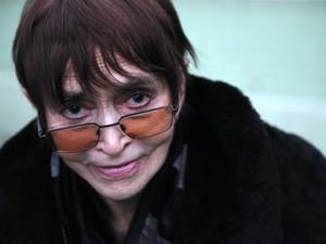 Vera Chytilová em foto de 2 de fevereiro de 2009 (Foto: AP/CTK, Rene Volfik)