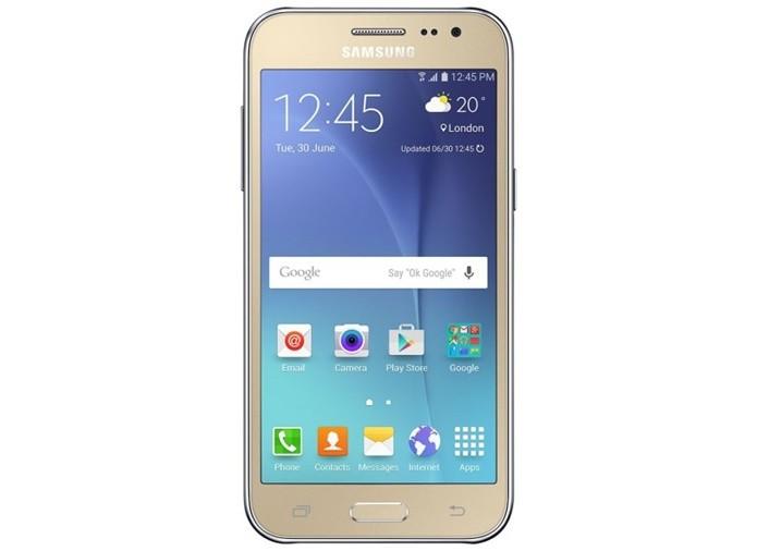 Samsung Galaxy J2 tem na TV digital um de seus principais atrativos (Foto: Divulgação/Samsung)