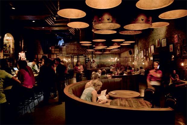 Bar Victoria Brown, em Buenos Aires (Foto: Divulgação)