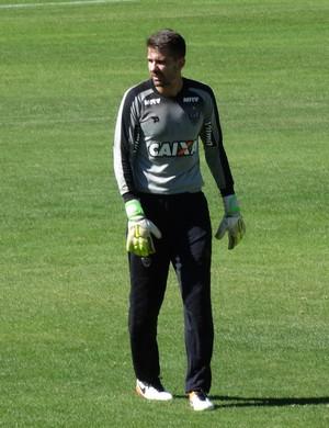 Victor, goleiro do Atlético-MG (Foto: Fernando Martins Y Miguel)