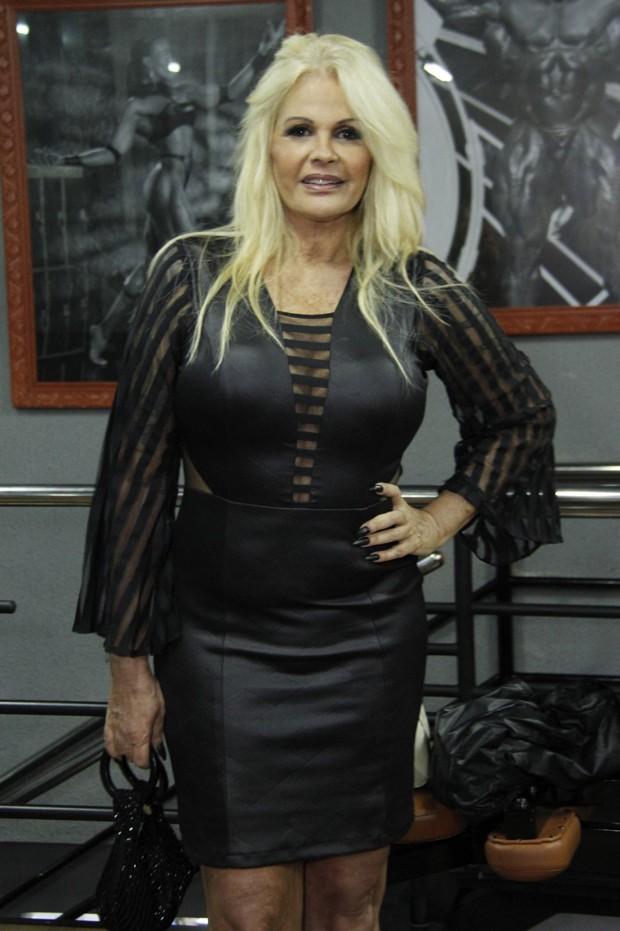 Monique Evans (Foto: Marcos Ferreira/Brazil News)