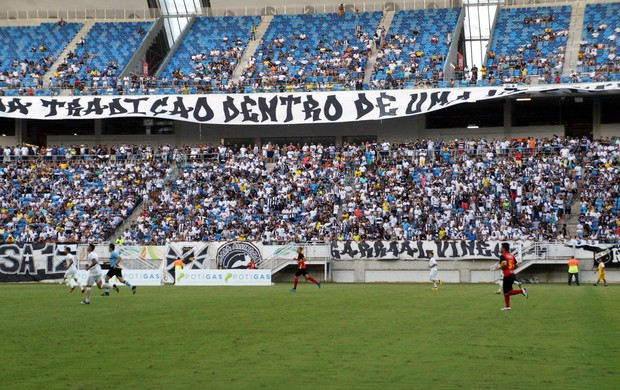 """BLOG: Por """"atrativa proposta"""", ABC vai mandar três jogos na Arena das Dunas"""