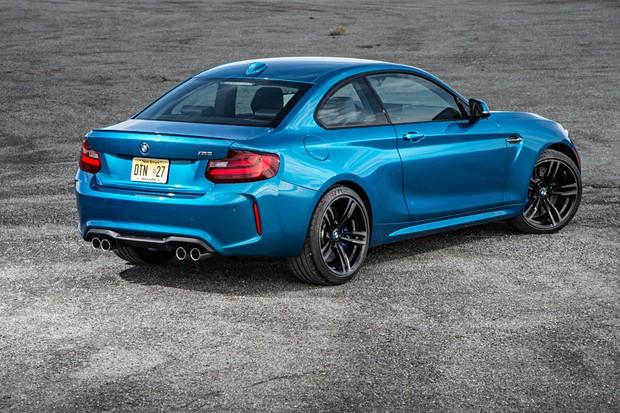 BMW M2 (Foto: Divulgação)