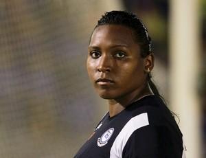 Andressa Oliveira faz o qualificação do disco no Troféu Brasil de atletismo (Foto: Wagner Carmo/CBAt)