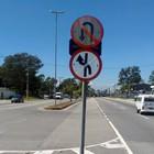 Distritos e região central recebem revitalização na sinalização