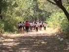 Polícia Militar realiza atividades educacionais em bosque em Caxias