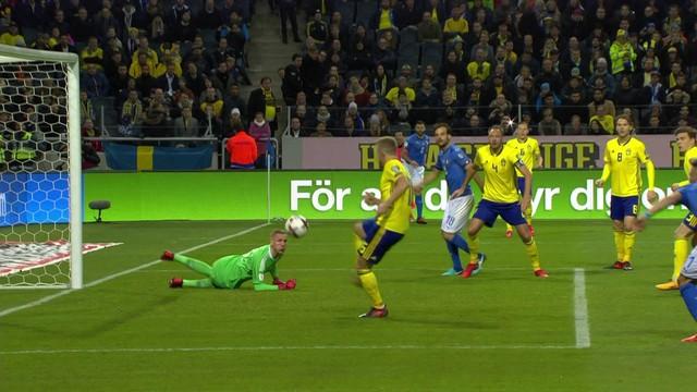 Suécia x Itália - Eliminatórias da Copa - Europa 2016-2017 ... 5558ee1615cfc