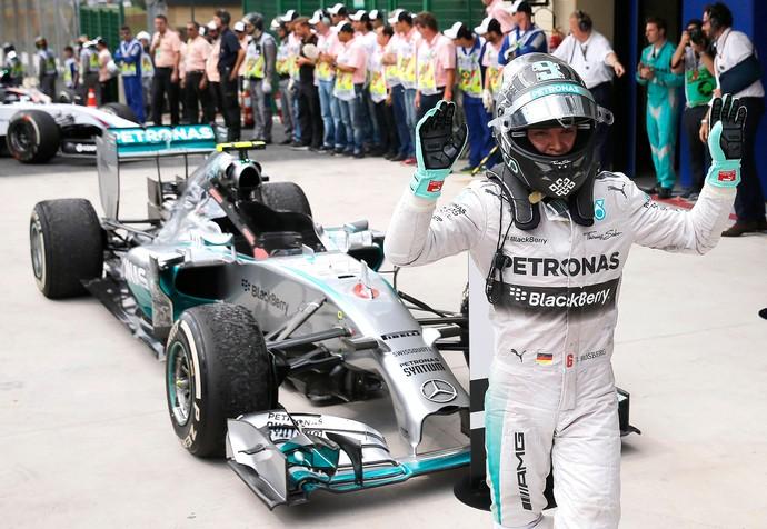 GP Brasil Fórmula 1 - Nico Rosberg (Foto: Reuters)