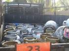 Operação combate venda clandestina de gás de cozinha em Maracanã, PA
