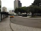 Motoristas e cobradores fazem greve parcial em Curitiba e Região