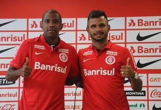 Fabinho Fernando Bob Inter Internacional (Foto: Eduardo Moura/GloboEsporte.com)