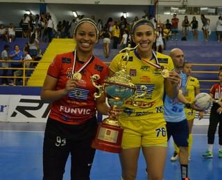 Antonio São José Futebol Feminino (Foto: Alex Santos/Futsal Feminino SJC)