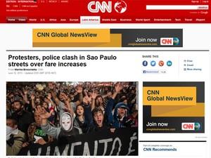 CNN (Foto: Reprodução/ CNN.com)