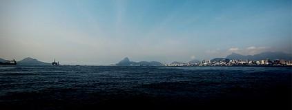 De que água é feita este rio: confira especial sobre a Baía de Guanabara (infoesporte)